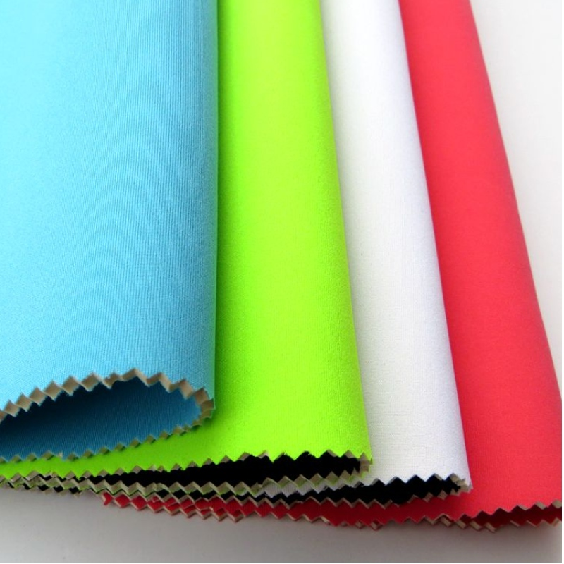 Factory production waterproof neoprene fabric neoprene sheet for weitsuit