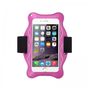 Neoprene High Quality Sports Running Armband Mobile Phone Pack 6.5 inch Arm Band Case Bag For Mobile Phone