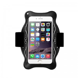 Unisex Sport Arm Bags With Key Holder Breathable Armband Waterproof Mobile Phone Arm Pouch Packet Outdoor Armband Bag