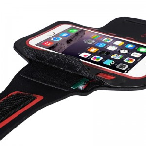 Customize Sports Running Led Armband Phone Bag