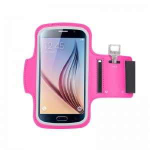 Newest Arm mobile phone bags & cases Adjustable Shockproof phone Arm Pouch
